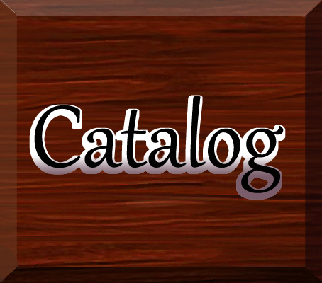 Catalog Table of Contents